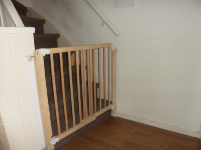 Bekend hekje trap pg35 silverstaken for Binnenhuis trappen