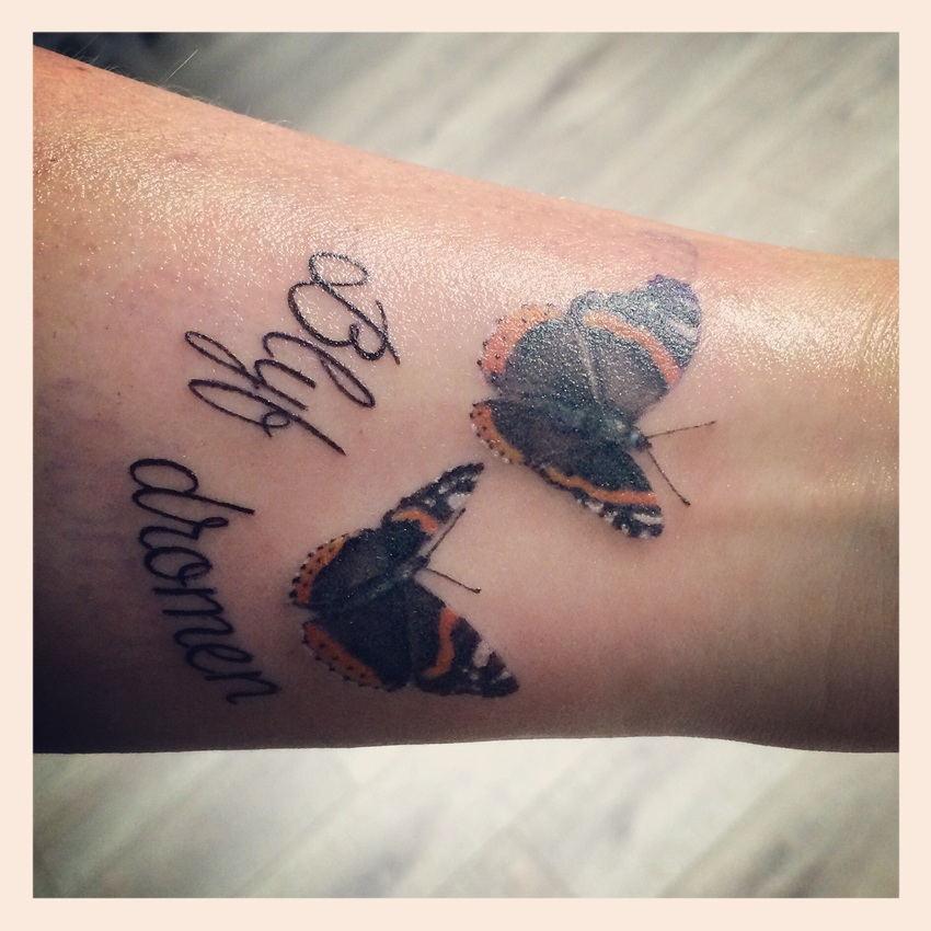 Geliefde Tattoo m.b.t. hond; UPDATE: Gezet! foto pag. 3 - pagina 2  @KF59