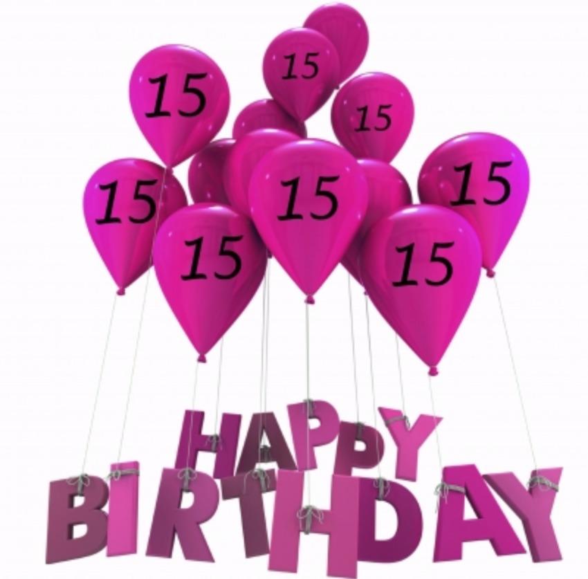 gefeliciteerd 15 jaar Gefeliciteerd Dochter 15 Jaar   ARCHIDEV gefeliciteerd 15 jaar