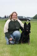 Honden voor ipo training
